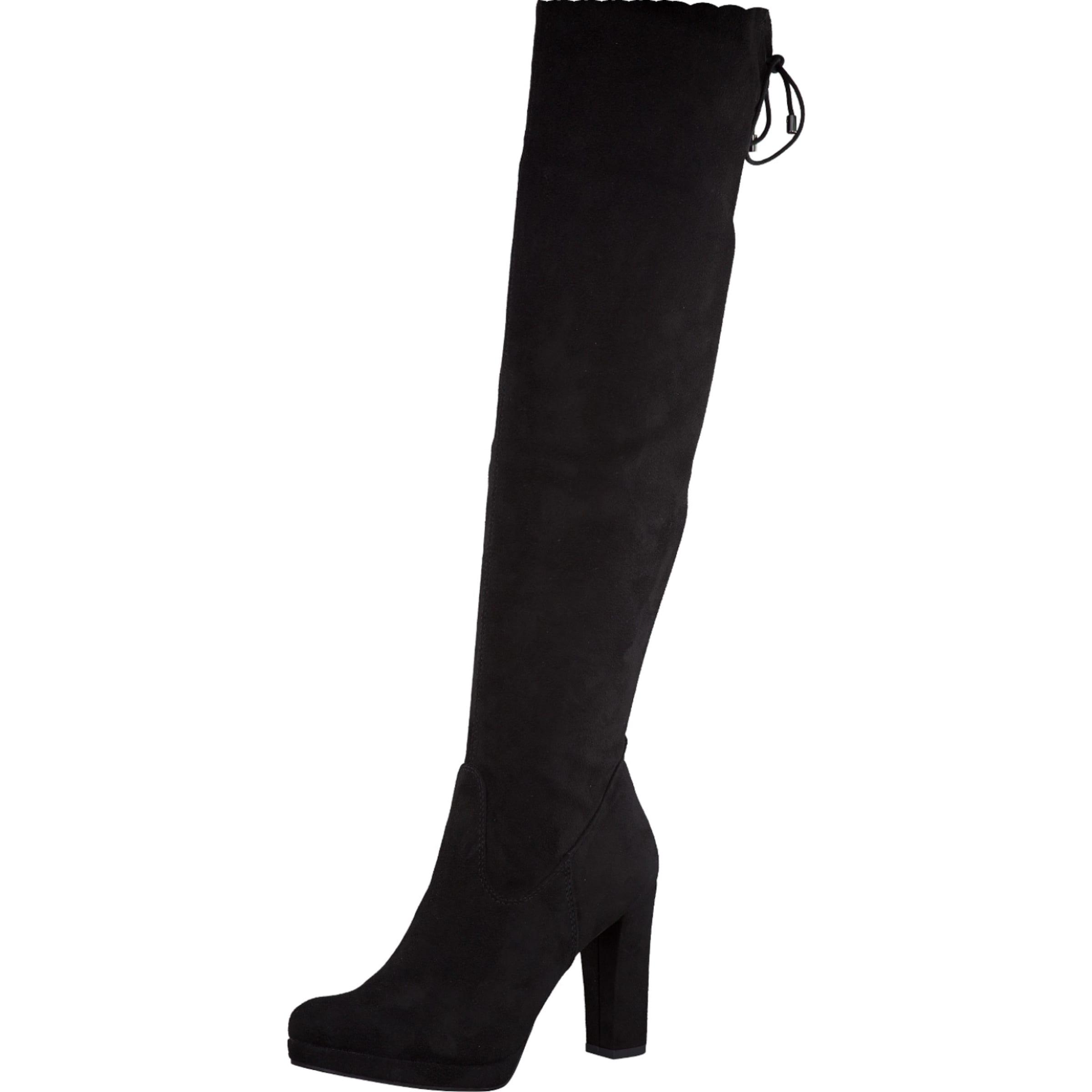 TAMARIS Overknee Stiefel Verschleißfeste billige Schuhe