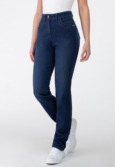 Recover Pants Jeans 'Coolmax' in blue denim: Frontalansicht