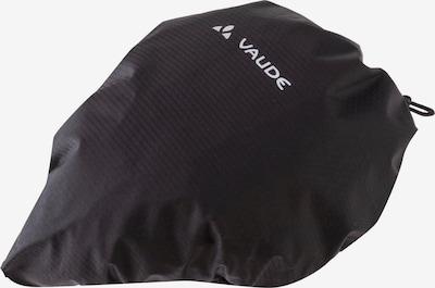 VAUDE Regenhülle 'Raincover for Saddles' in schwarz, Produktansicht