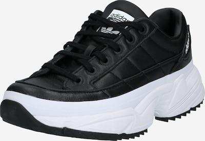 ADIDAS ORIGINALS Sneaker 'KIELLOR W' in schwarz / weiß, Produktansicht