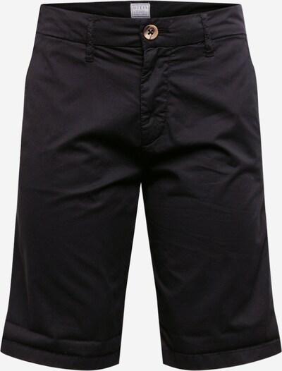 GUESS Chino hlače 'MYRON SHORT' | črna barva, Prikaz izdelka