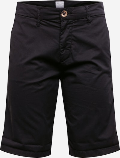 fekete GUESS Chino nadrág 'MYRON SHORT', Termék nézet