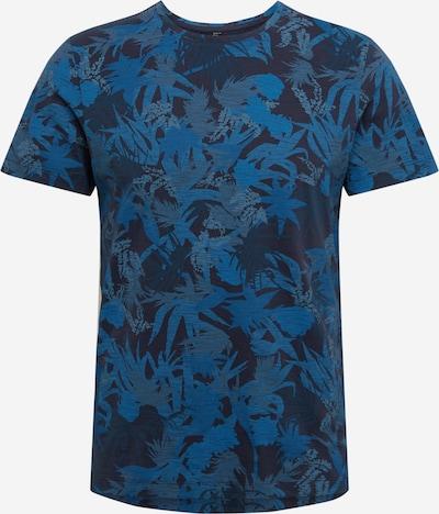 s.Oliver T-Shirt en bleu foncé, Vue avec produit