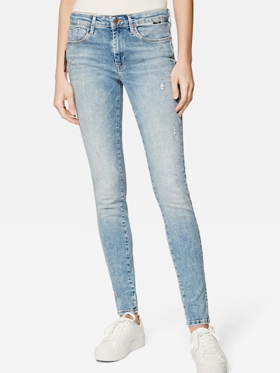 Mavi Jeans 'Adriana' in hellblau, Modelansicht