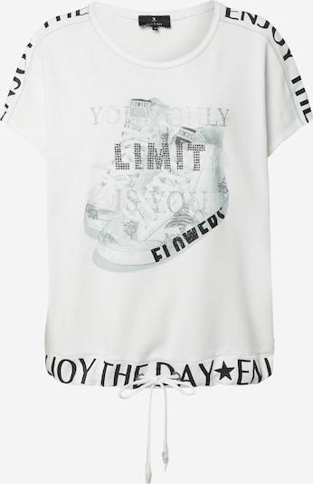 monari Sweater majica u siva / miks boja / prljavo bijela, Pregled proizvoda