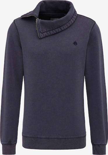 DREIMASTER Sweatshirt in rauchblau, Produktansicht
