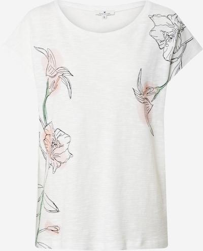 TOM TAILOR Koszulka w kolorze offwhitem, Podgląd produktu