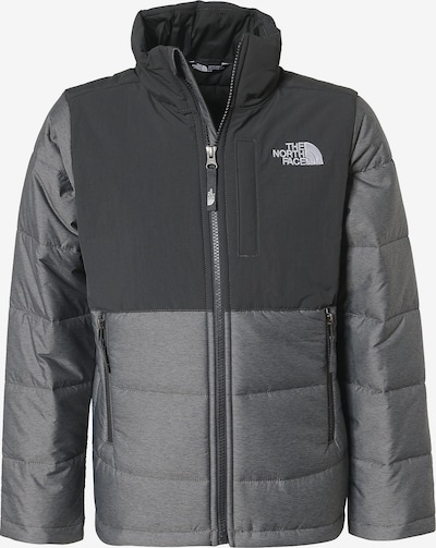 THE NORTH FACE Outdoorjacke 'Balanced Rock' in grau / basaltgrau, Produktansicht