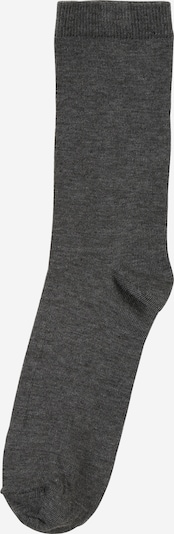 ABOUT YOU Socken '3er Pack Milo Socks' in anthrazit, Produktansicht