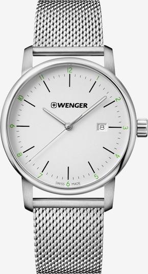WENGER Analoog horloge 'Urban Classic' in de kleur Zilver, Productweergave