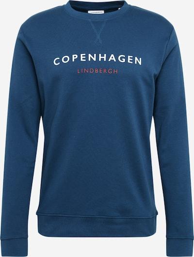Lindbergh Sweatshirt in blau, Produktansicht