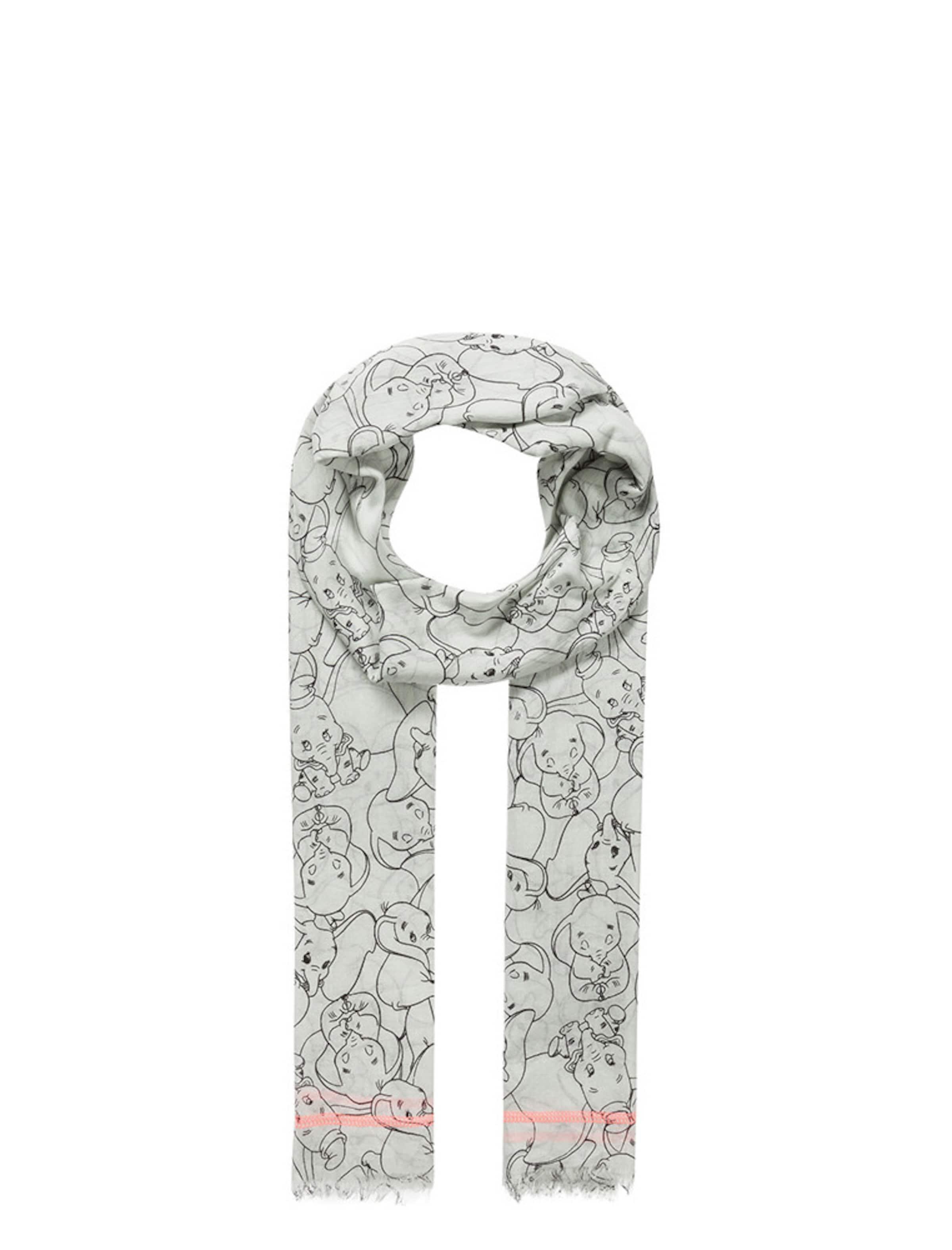 CODELLO Schal mit Dumbo-Muster 100% Original Zu Verkaufen XEMYX