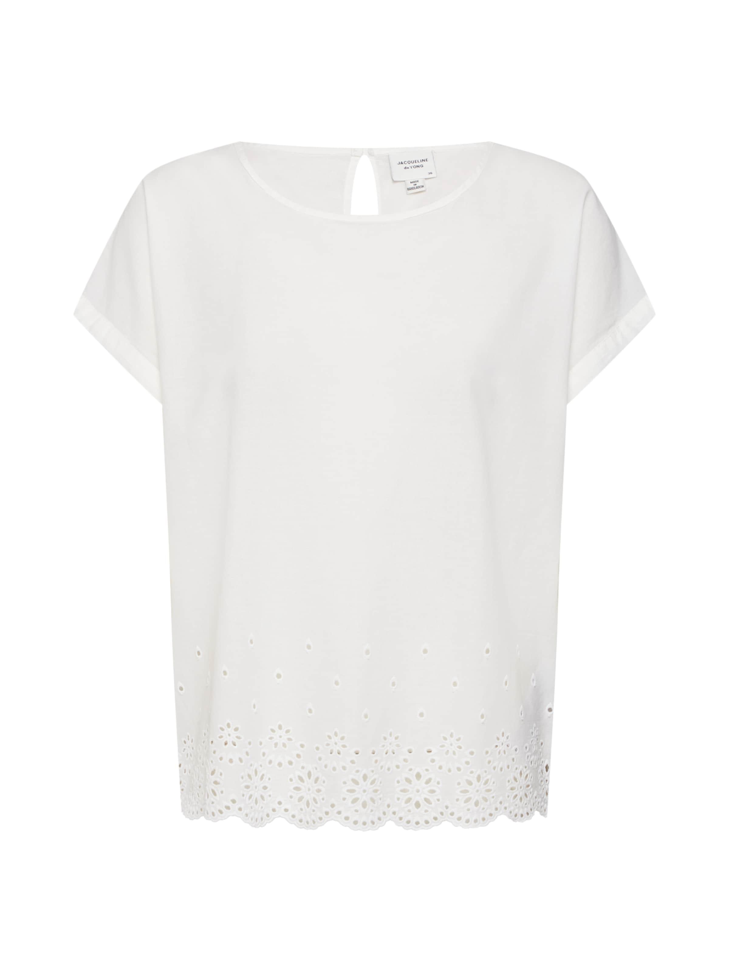Natuurwit In Jacqueline Yong 'jdyjules s De Wvn' S Top Shirt qGVSpMUz