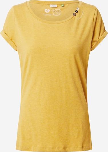 Ragwear T-Shirt 'Florah' in gelb, Produktansicht