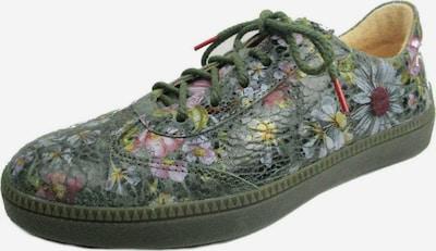 THINK! Schnürschuh in grasgrün, Produktansicht