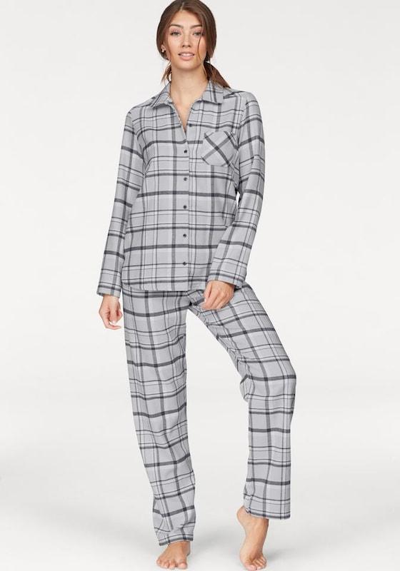 CALIDA Flanell-Pyjama 'Susannah'