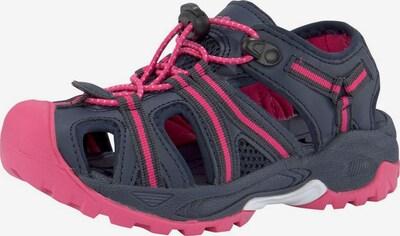 CMP Sandale 'Aquarii' in navy / pink, Produktansicht