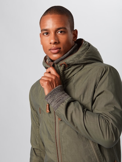 naketano Jacke 'Old Boy' in braun oliv | ABOUT YOU