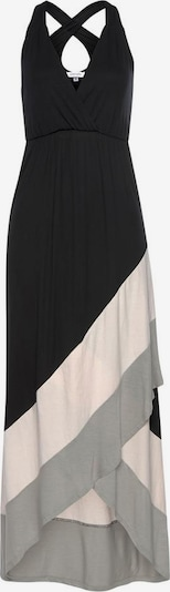 LASCANA LASCANA Maxikleid in schwarz, Produktansicht
