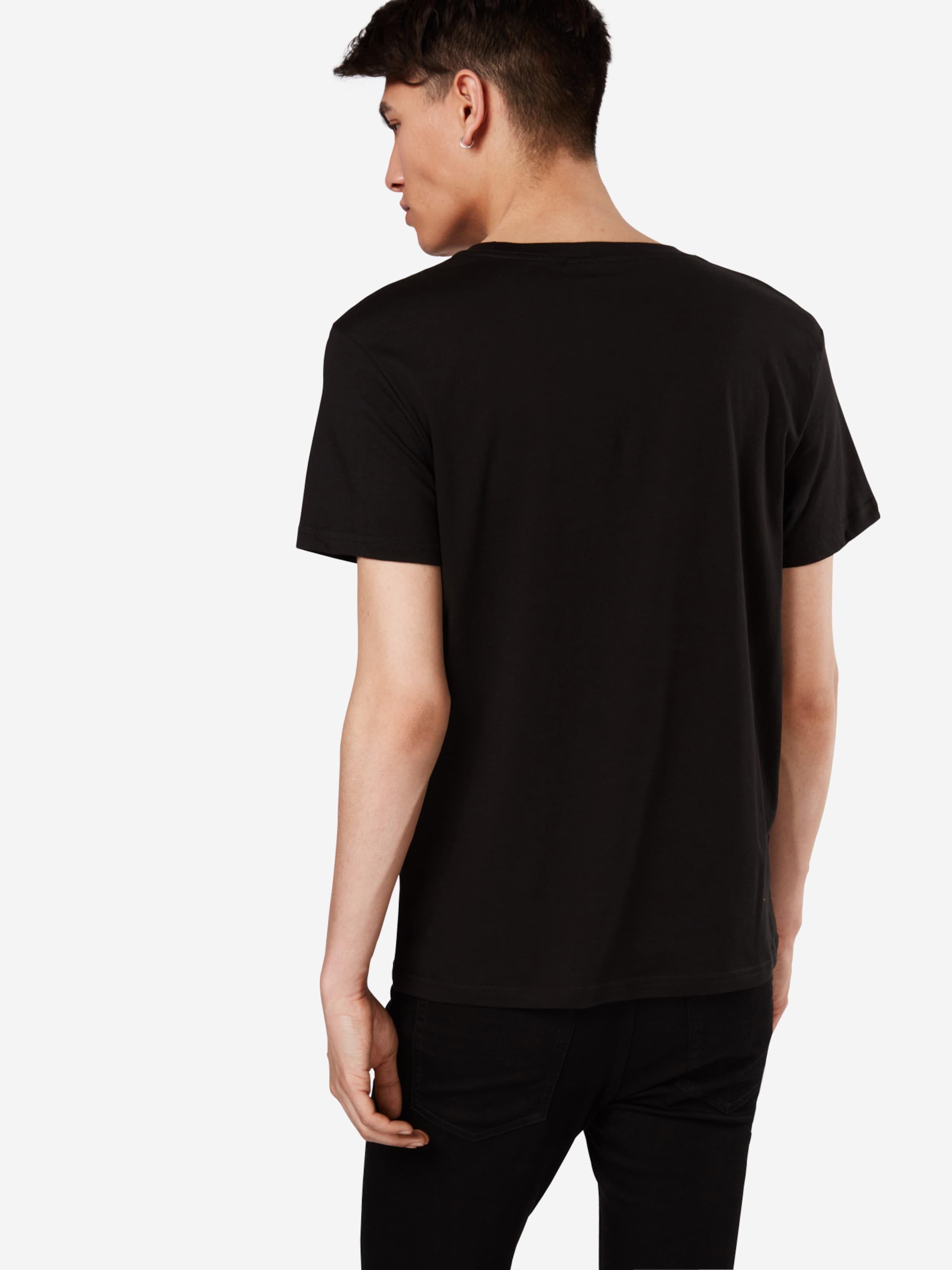 CHEAP MONDAY T-Shirt 'Standard tee Spliced cheap' Freies Verschiffen Hohe Qualität 3uYMxHXxLj