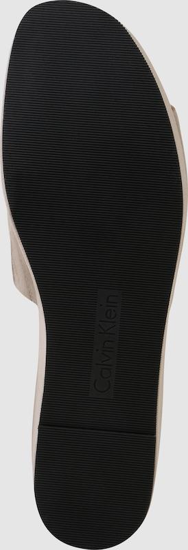 Haltbare Mode billige Schuhe Calvin Klein | getragene Pantoletten 'NEHLAH' Schuhe Gut getragene | Schuhe c76bd3