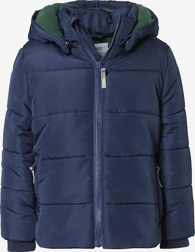 BLUE SEVEN Winterjacke in blau, Produktansicht