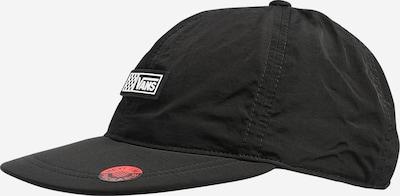 VANS Cap 'STOW AWAY HAT' in schwarz / weiß, Produktansicht