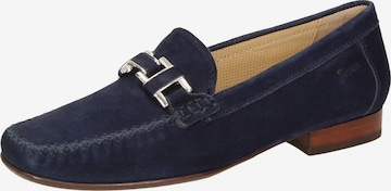 SIOUX Moccasins 'Cambria' in Blue