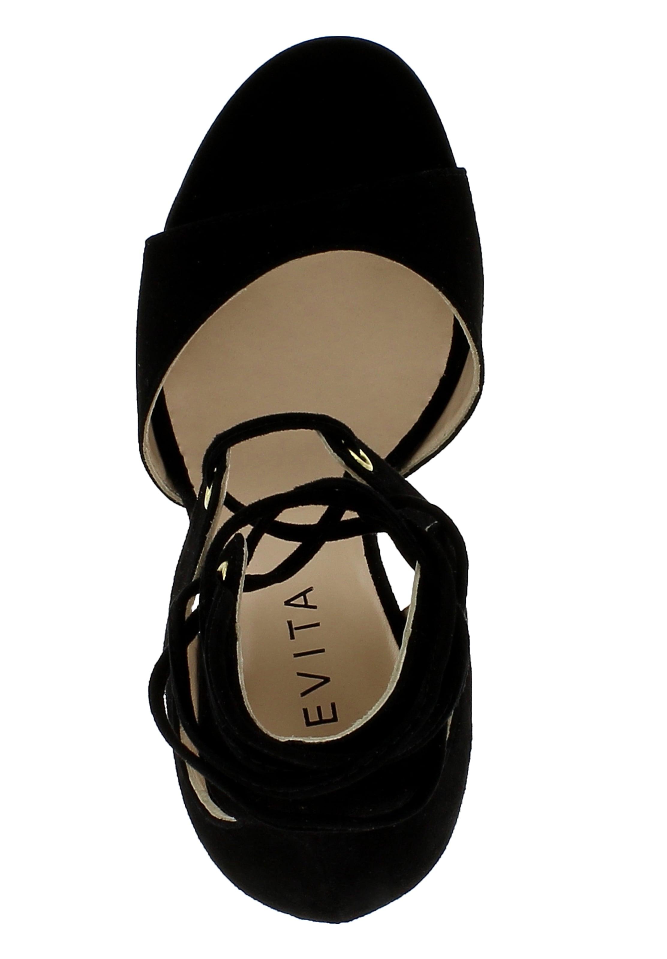 EVITA Damen Sandalette Billig Verkauf Online-Shopping Bester Online-Verkauf Eastbay Günstigen Preis Billig Verkauf Extrem Viele Arten Von 8VSH9VxmG