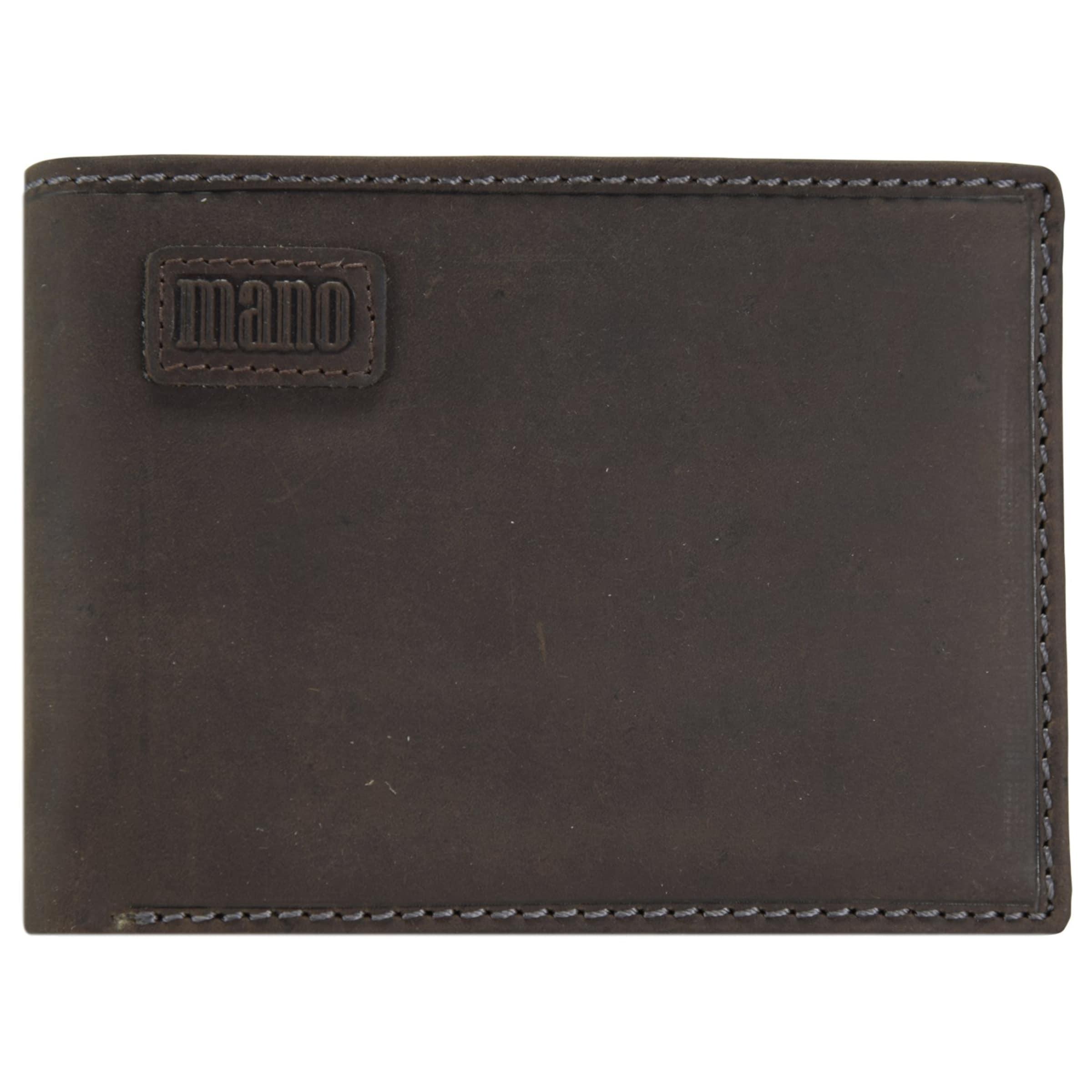'nota' Geldbörse Geldbörse Mano Mano Mano 'nota' 'nota' In Geldbörse Dunkelbraun In Dunkelbraun T3FK1clJ