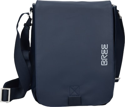 BREE Punch 52 Messenger Umhängetasche 21 cm in dunkelblau, Produktansicht