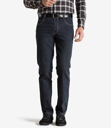 Meyer Hosen Jeans 'DIEGO' in Grau