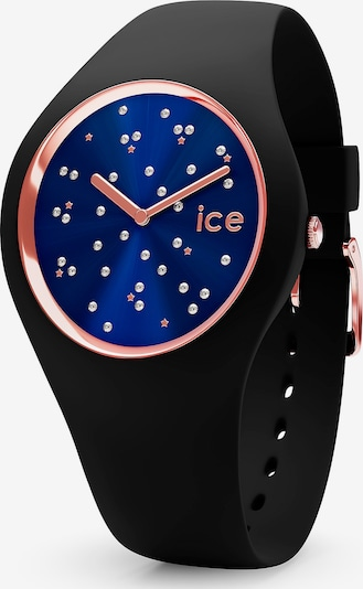 ICE WATCH Damenuhr 'ICE Cosmos 16294' in navy / rosegold / schwarz / silber, Produktansicht