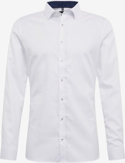 OLYMP Biznis košeľa 'No. 6 Uni Struktur' - biela, Produkt