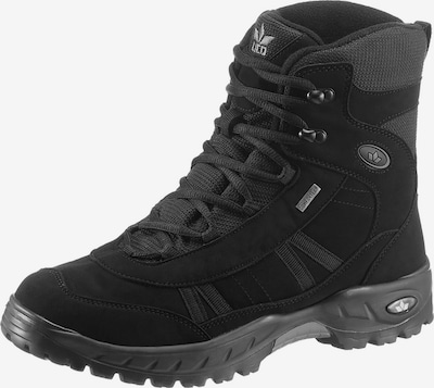 LICO Boots 'Wildlife' in de kleur Zwart, Productweergave