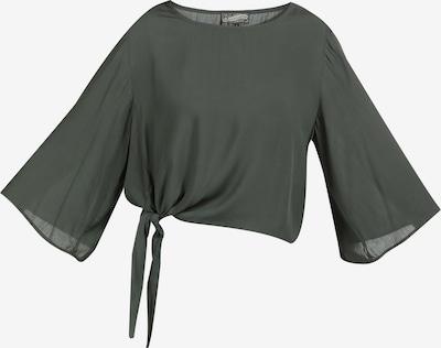 DREIMASTER Blouse in de kleur Smaragd, Productweergave