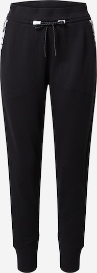 COLUMBIA Sportske hlače u crna / bijela, Pregled proizvoda