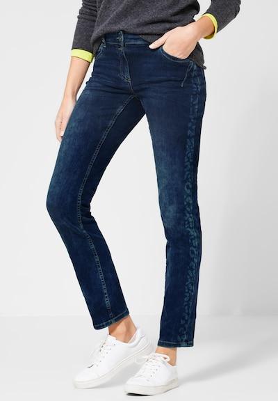 CECIL Jeans 'Scarlett' in blue denim, Modelansicht