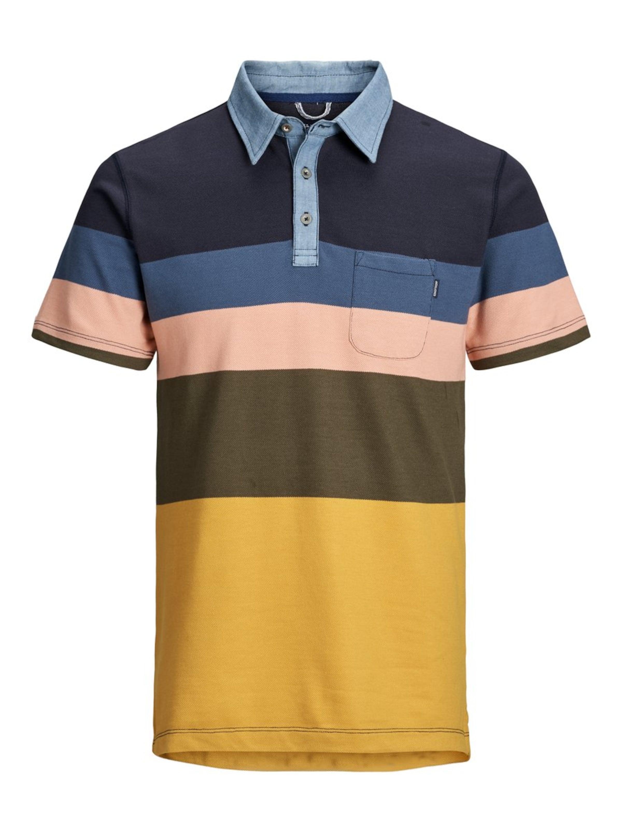 In Jackamp; Pfirsich Jones NachtblauHellblau Violettblau Khaki Gelb Poloshirt wTOkiPXZu