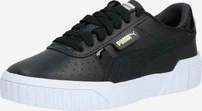 PUMA Sneaker 'Cali Snake Wn's' in schwarz / weiß, Produktansicht