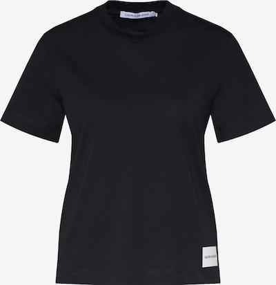 Calvin Klein Jeans Tričko - čierna, Produkt