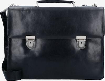 LEONHARD HEYDEN Aktentas 'Cambridge' in de kleur Zwart, Productweergave