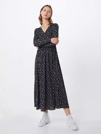 Moves Kleid 'Marisanna' in schwarz, Modelansicht
