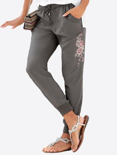 LASCANA Hose in khaki, Modelansicht