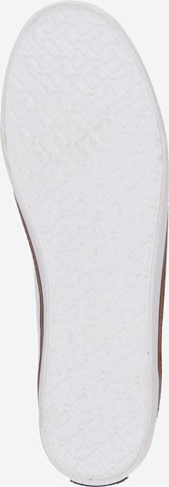Sneaker low 'Kesha' TOMMY HILFIGER pe alb: Privire de sus