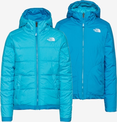 THE NORTH FACE Steppjacke 'Perrito' in neonblau: Frontalansicht