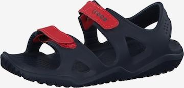 Crocs Schuhe 'Swiftwater River' in Blau