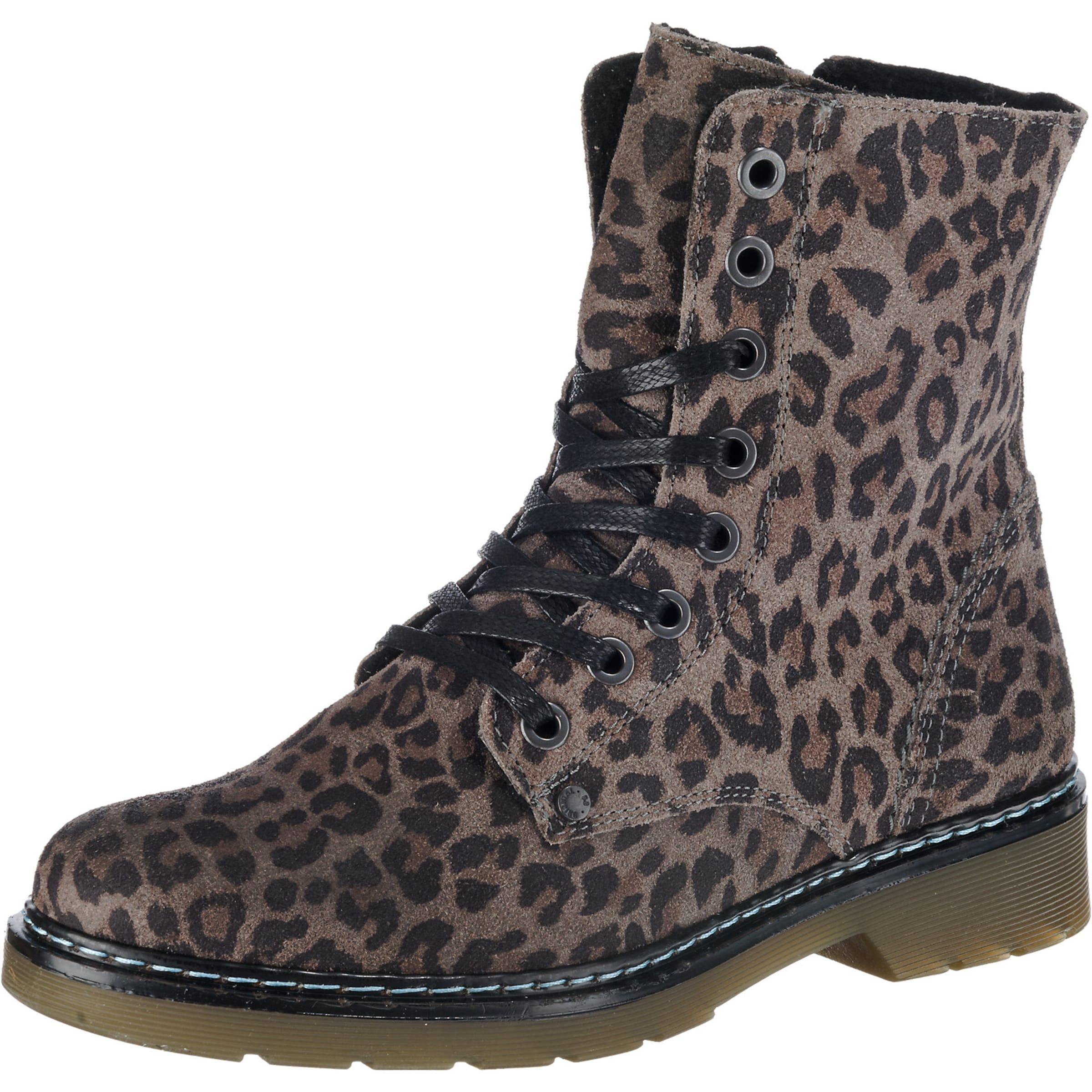 BULLBOXER Schnürstiefeletten Verschleißfeste billige Schuhe Hohe Qualität
