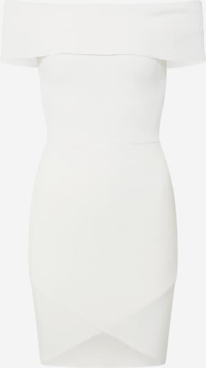 Parallel Lines Kleid in weiß, Produktansicht
