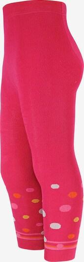 MAXIMO Leggings in hellorange / dunkelorange / pink / hellpink / weiß, Produktansicht